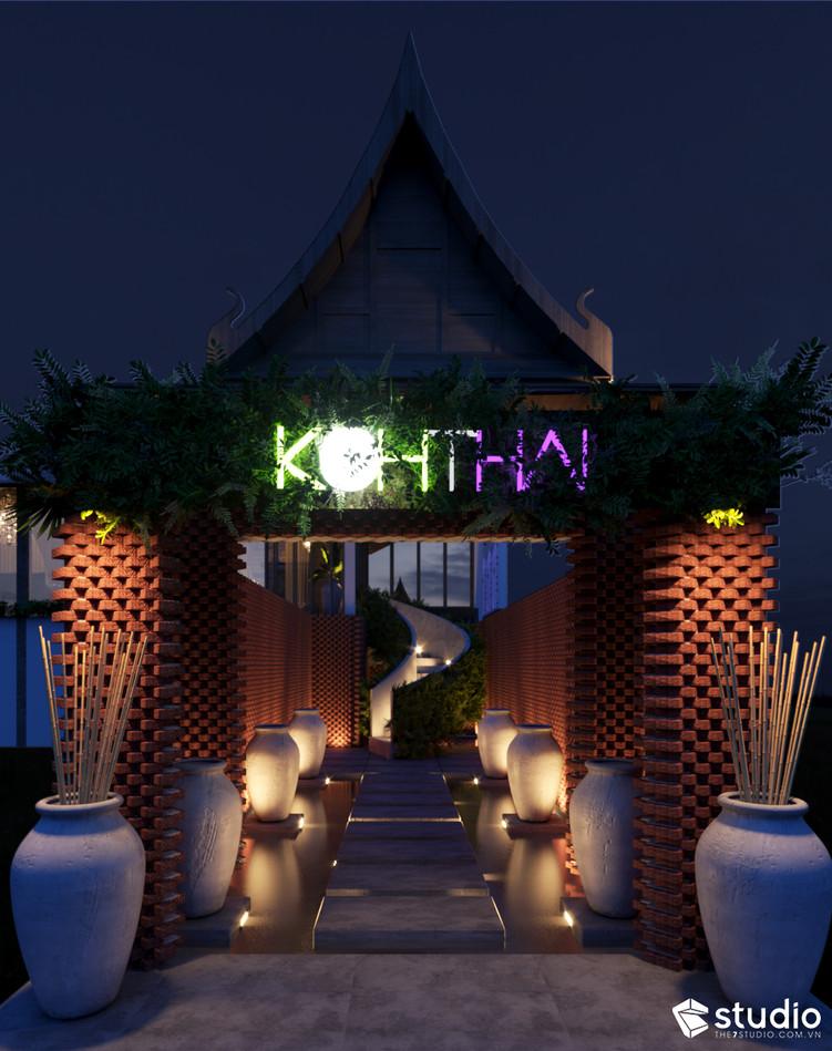 KOHTHAI restaurant
