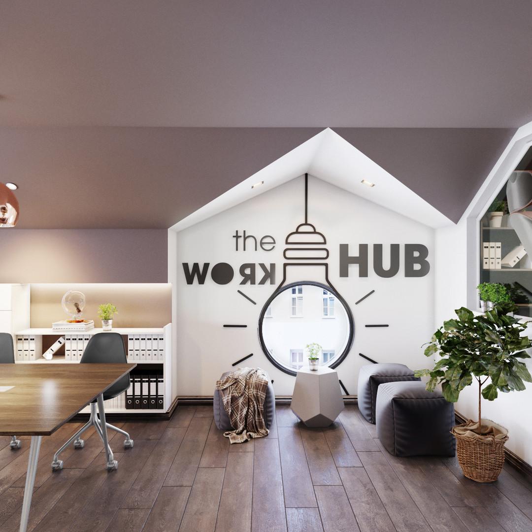 WORK HUB office