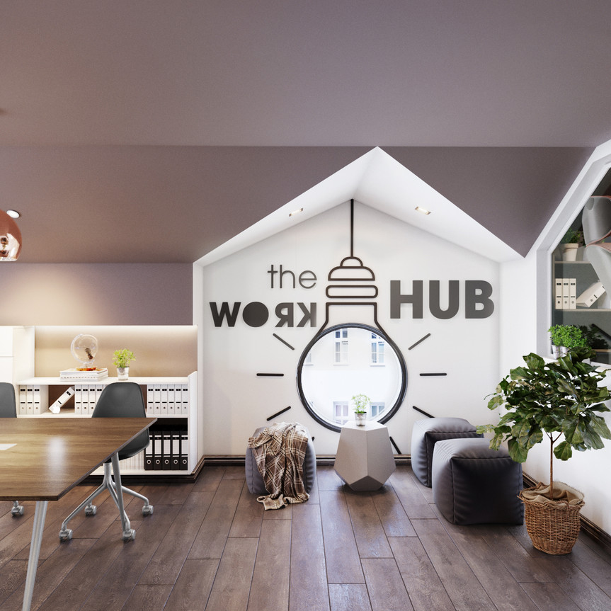 WORK HUB office