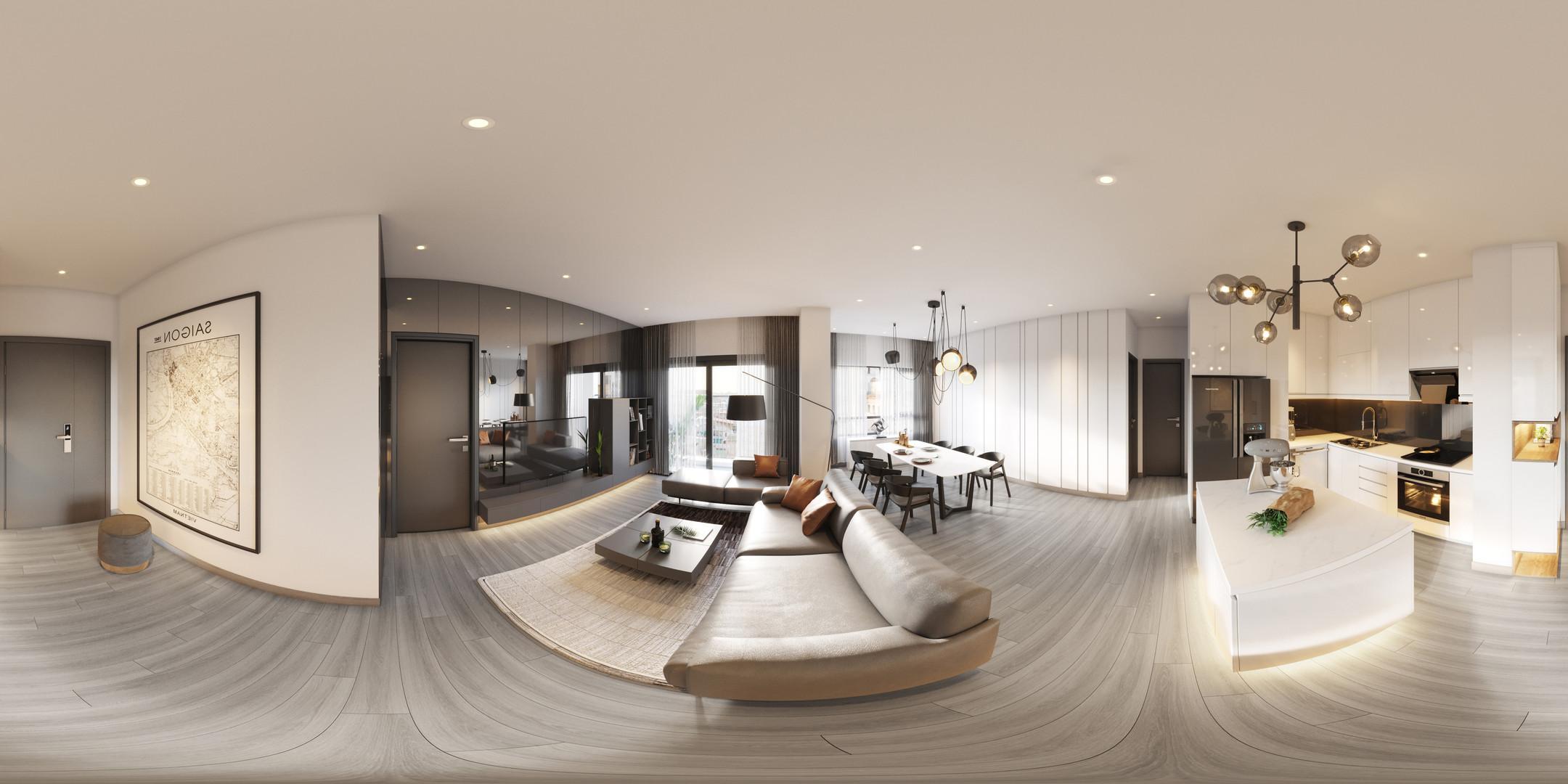 NEWCITY THU THIEM Apartment