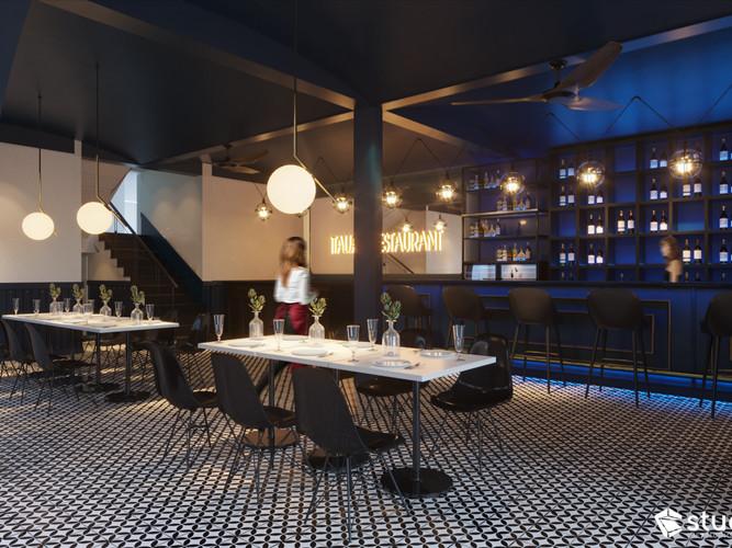 INTERNOS restaurant