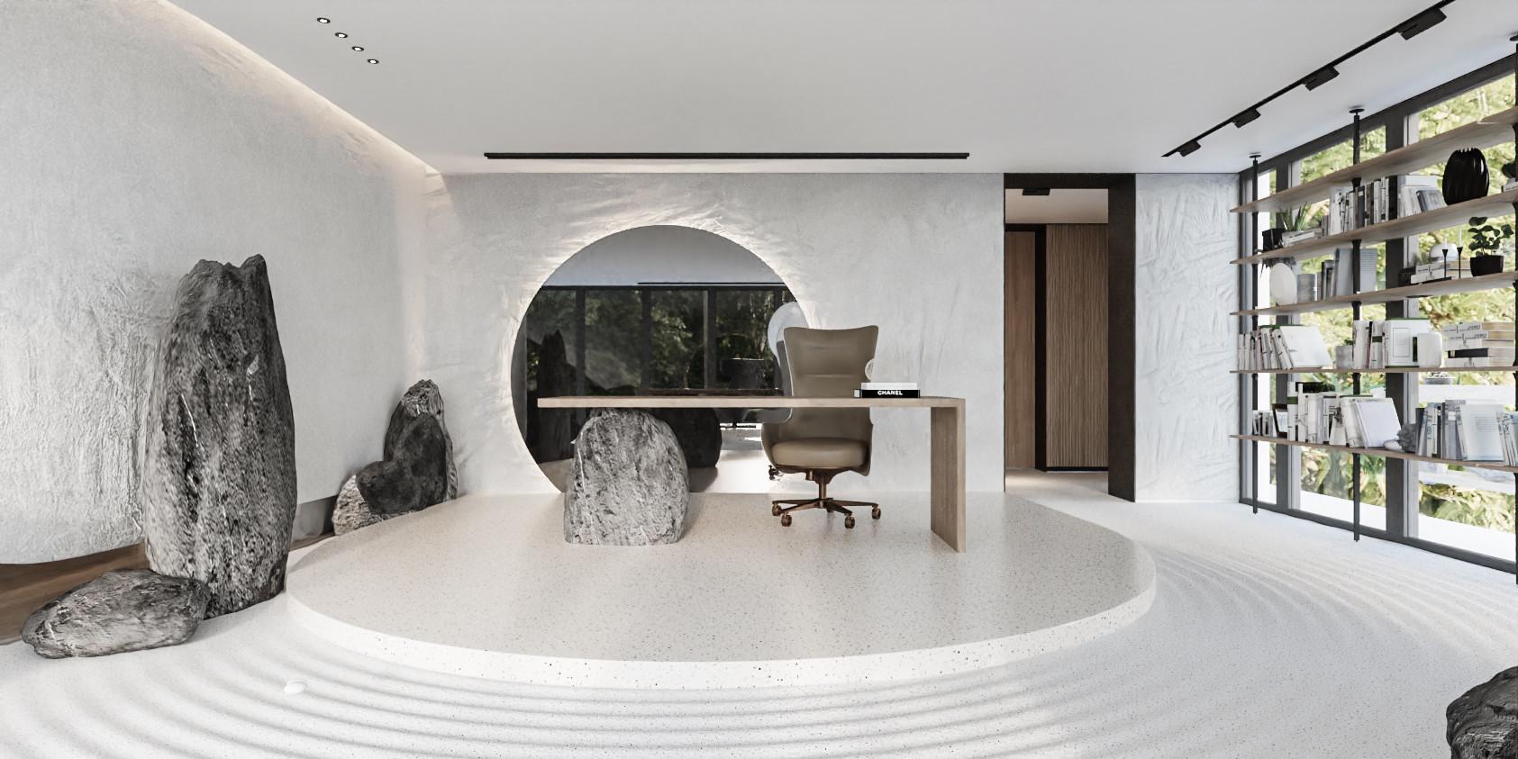 DIAMOND ISLAND sky-villa