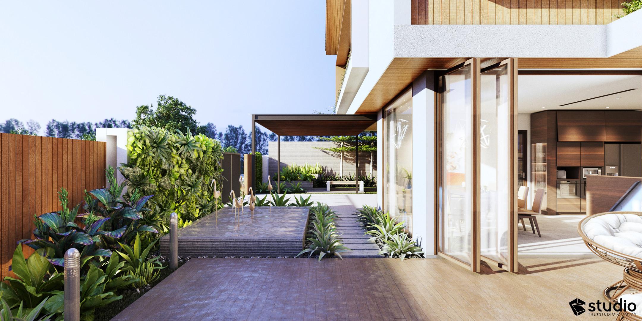 HENDRA villa