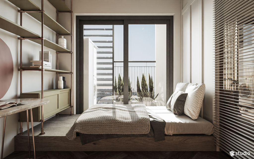 THE SUN AVENUE apartment