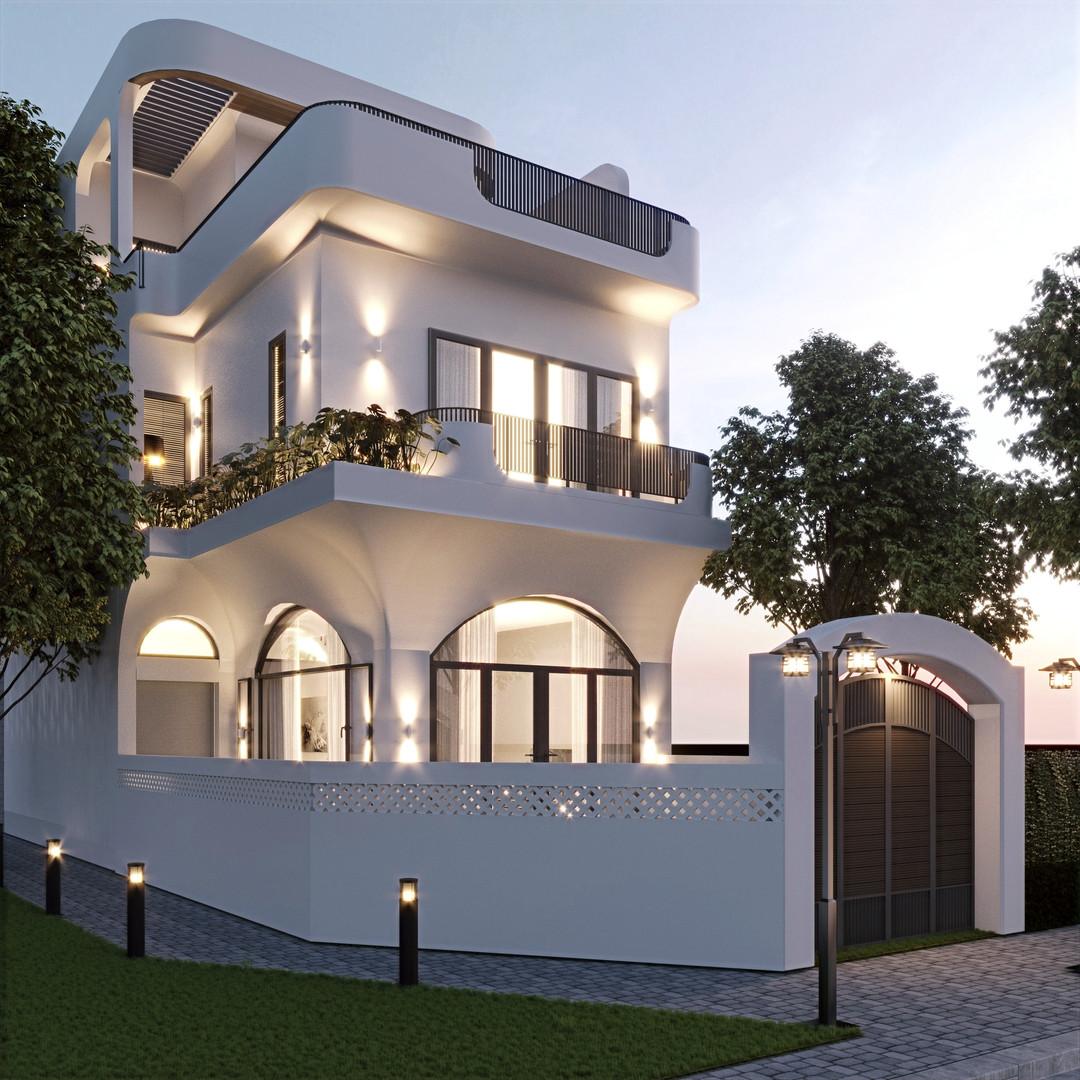 TRAN KE XUONG residence