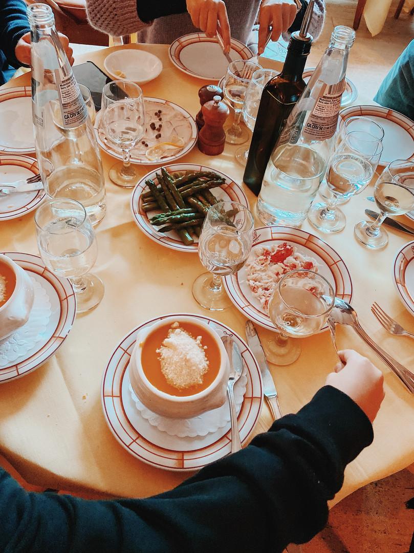 tasting Italy in New York