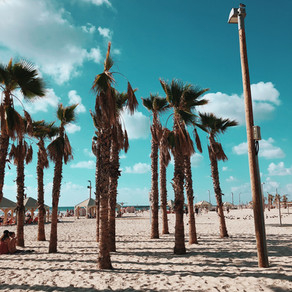 Tel Aviv - Miami of Middle East, Perfect summer destination