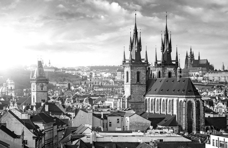Prague%20-%20Tyn%20church%20and%20Old%20
