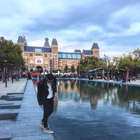 i heart amsterdam