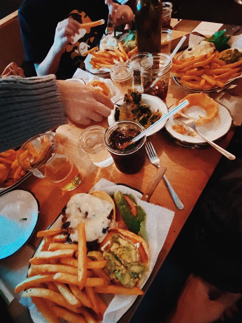 best burger in Soho!
