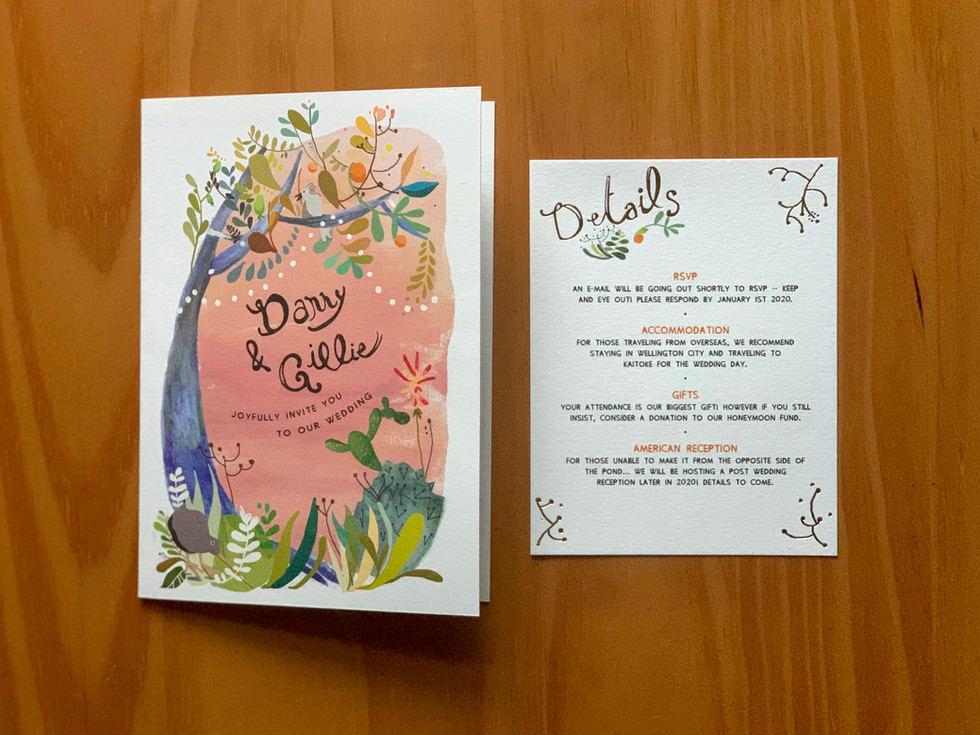 Front Cover and Insert