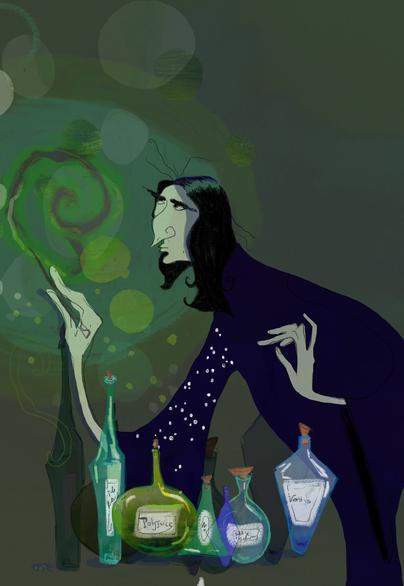 Snape Potions