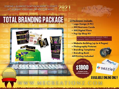 Total Branding Package