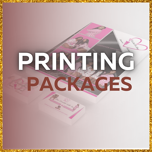 Printing Packages