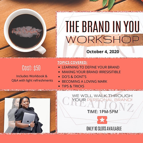 Brand In you