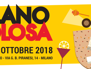 Mangiare a Milano: tutto pronto per l'edizione 2018 di Milano Golosa