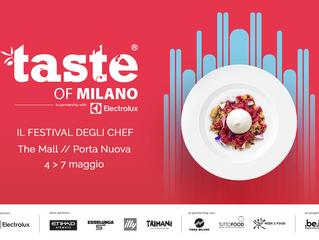 5 cose da sapere sul Taste of Milano 2017
