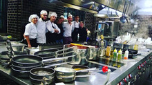 Mangiare a Milano: al Lentini's abbiamo cucinato noi!