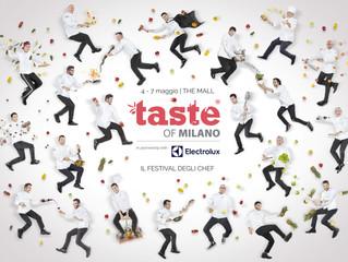 I numeri del Taste of Milano 2017