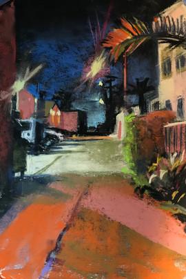 Poinsettia Alley