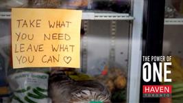 Community Fridges Offer Free Food To The Neighbourhood