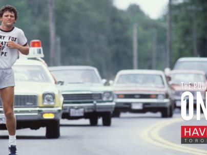 Terry Fox's Marathon of Hope 40th Anniversary