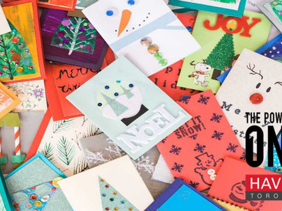 Senior Holiday Card Initiative Receives Global Response