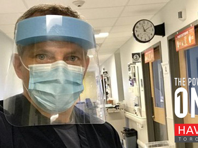 Astronaut Trades Spacesuit For Scrubs To Help Fight COVID