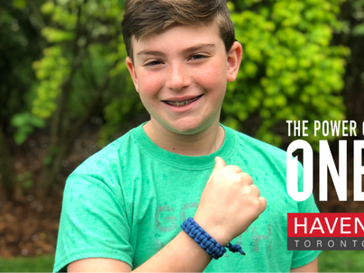 Survival Bracelets Help The Homeless Community