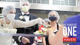 Newlyweds Donate Wedding Reception To Homeless Shelter