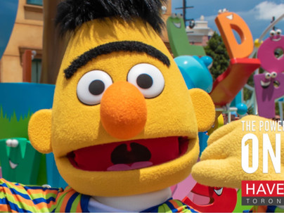 Sesame Street: Lessons of Empathy & Inclusion