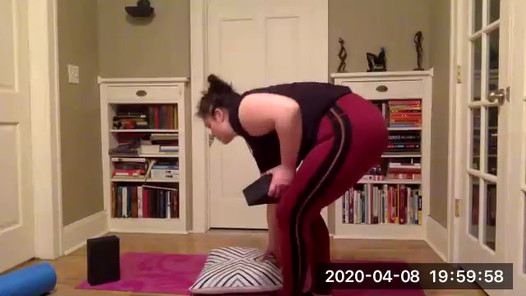 Flexibility Back & Shoulders (75min)