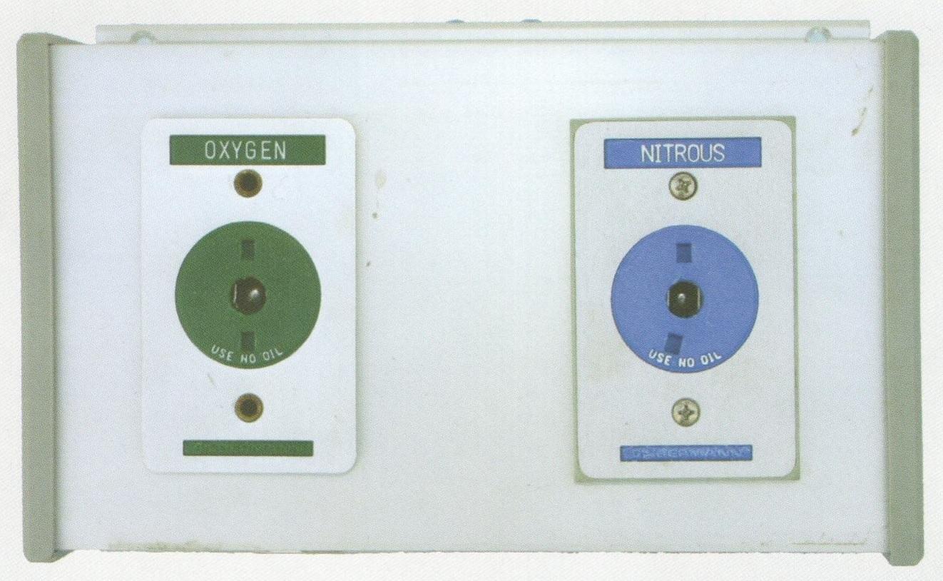 זוג שקעים  חמצן - ניטרוס