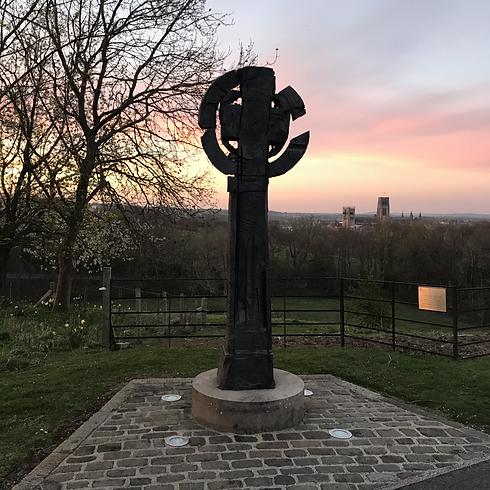 Aidan's cross 2