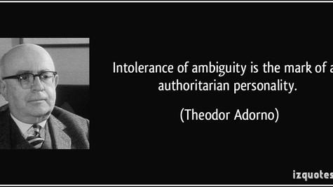 The Authoritarian Personality: Preparing your Data