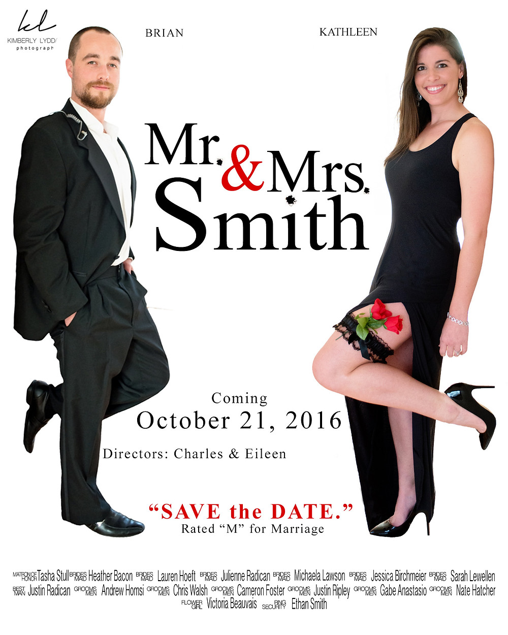 Save the date Smiths