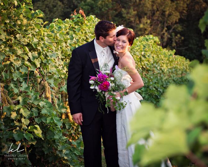 Nicole & Rob Wedding  I  Kimberly Lyddane Photography
