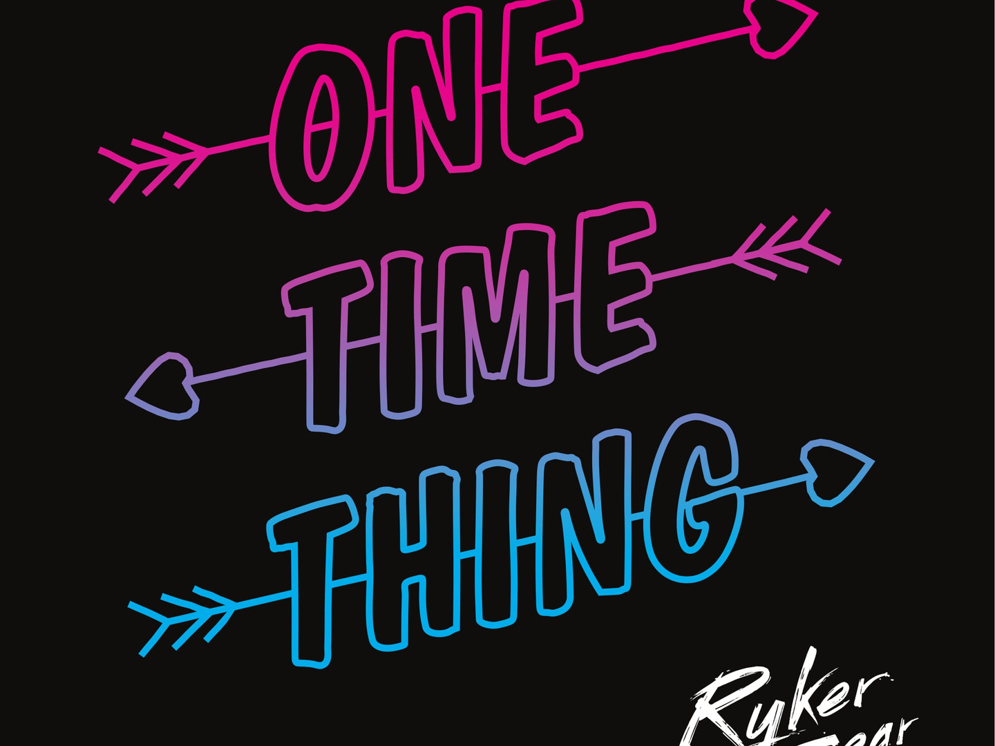 One Time Thing artwork