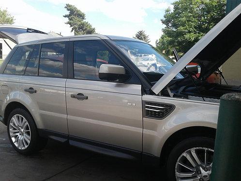 Interior/Exterior Deluxe (SMALL SUV)