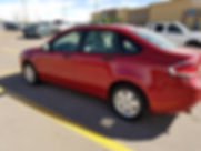 2011 Red Focus at Walmart.jpg