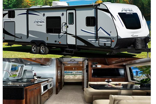 5TH WHEELS & TRAVEL TRAILERS