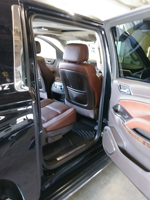 Interior/Exterior Grade (LRG SUV)