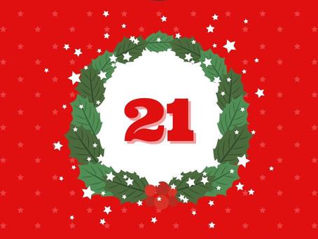 Day 22 - Holiday Calendar