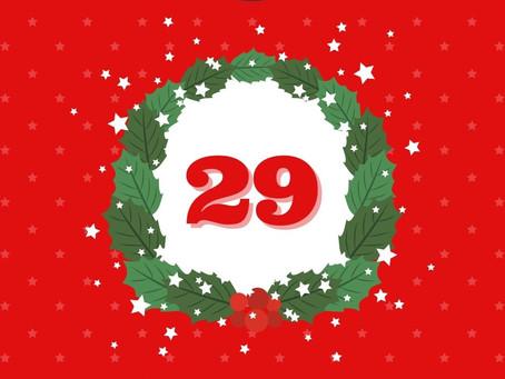 Day 29 - Holiday Calendar