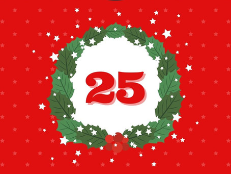 Day 25 - Holiday Calendar