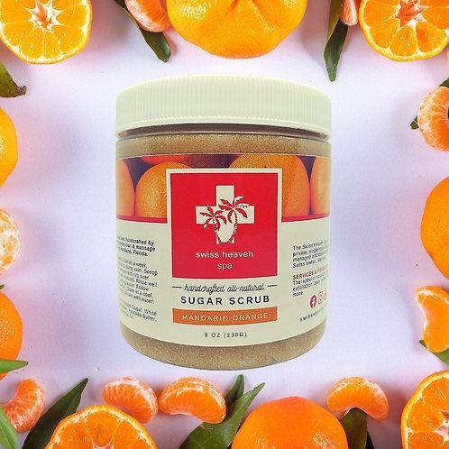 Sugar Scrub - Mandarin Orange