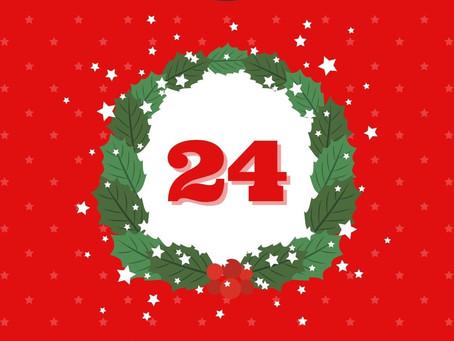 Day 24 - Holiday Calendar