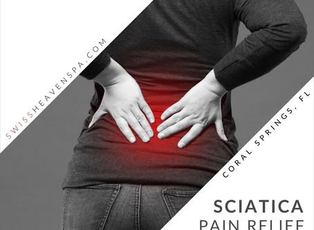 Deep Tissue Massage for Sciatica
