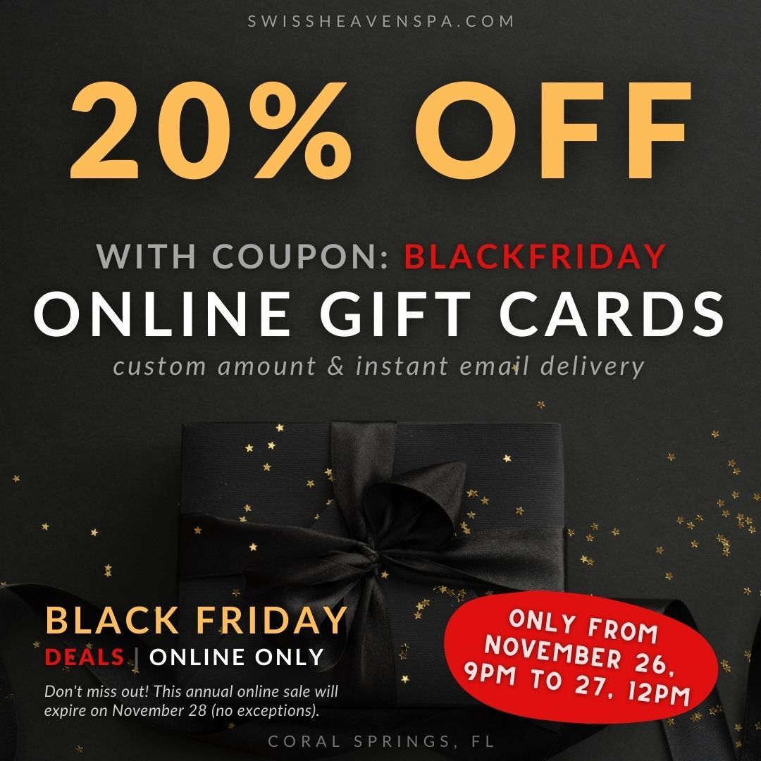 Black Friday Sale Gift Cards