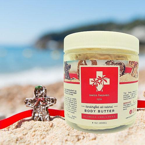 Body Butter - Florida Christmas